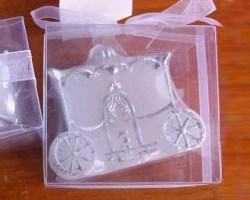 Cinderella Carriage Candle